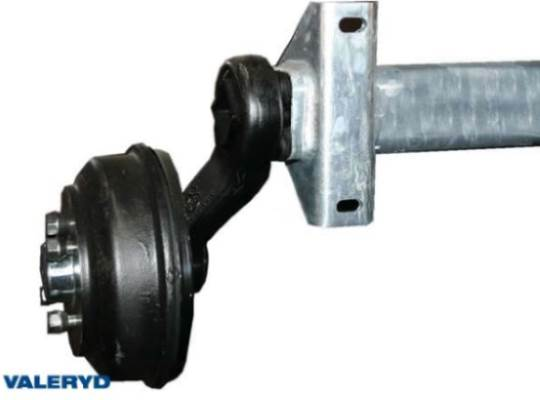 Read more about Trailer axles and wheel brakes